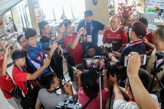 HLV Park Hang-seo đã sẵn sàng cho cuộc tiếp đón Nepal ảnh 1