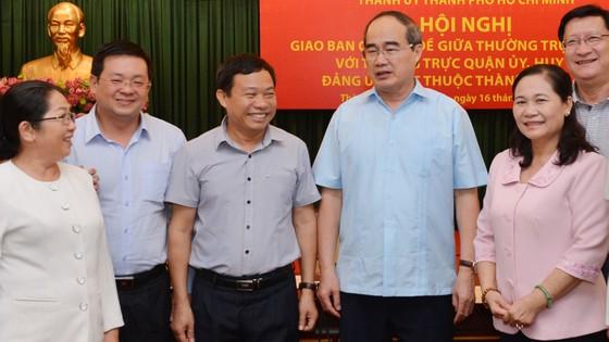 Bí thư Thành ủy TPHCM Nguyễn Thiện Nhân: Kiểm soát lạm dụng quyền lực trong công tác cán bộ ảnh 1