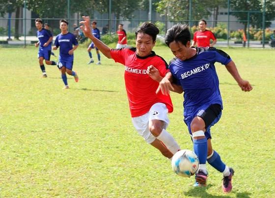 Xác định 4 cặp đấu vòng Tứ kết giải bóng đá TP mới Bình Dương 2018