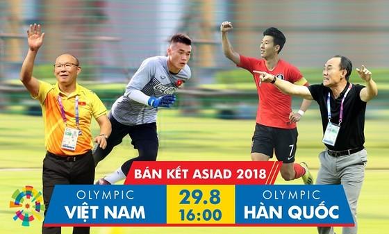 Việt Nam - Hàn Quốc sẽ là trận đấu được mong chờ. (DŨNG PHƯƠNG, HỮU VI)