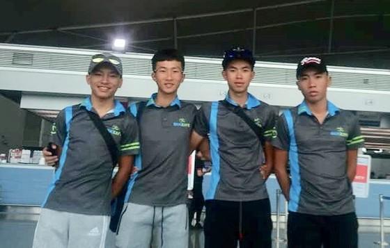 Các tay đua của đội Bike Life Đồng Nai. Ảnh: KIM MINH