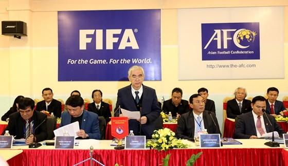 VFF khẩn trương công tác nhân sự trước Đại hội khóa mới. Ảnh: Đoàn Nhật