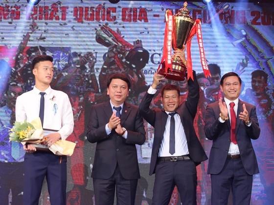 Gala tổng kết mùa giải chuyên nghiệp 2018 ảnh 3