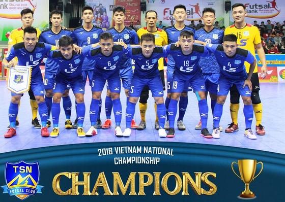 Cuộc đua khốc liệt cho vị trí thủ môn đội tuyển futsal Việt Nam ảnh 1
