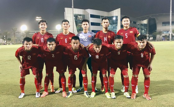 VCK U.19 châu Á 2018: Quyết chiến ngay trận đầu ảnh 1