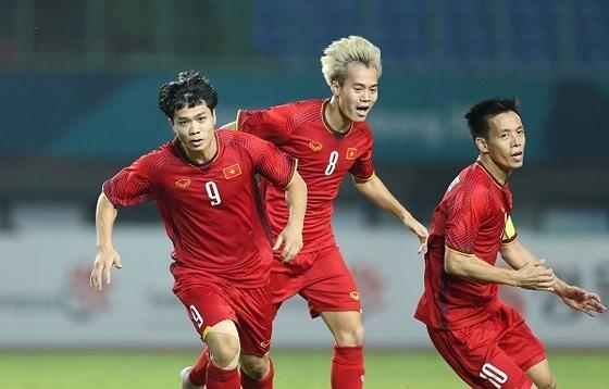 ĐT Việt Nam có trận thắng đầu tiên tại Hàn Quốc. Ảnh: DŨNG PHƯƠNG