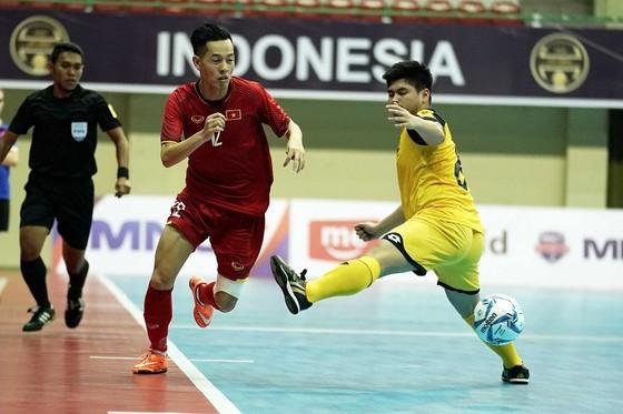 Đội tuyển futsal Việt Nam thắng Brunei 9-0 ở trận ra quân ảnh 1