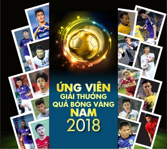 Phiếu bầu chọn Quả bóng vàng Việt Nam 2018 đến tay các đại biểu