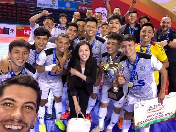 Thái Sơn Nam lần thứ 3 vô địch futsal Cúp Quốc gia ảnh 1