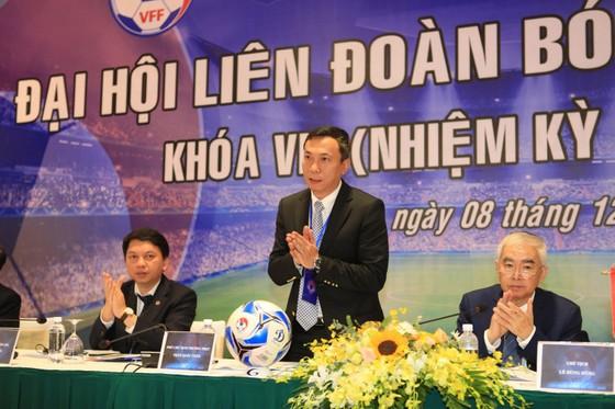 Ông Lê Khánh Hải trở thành tân Chủ tịch VFF khóa VIII ảnh 2