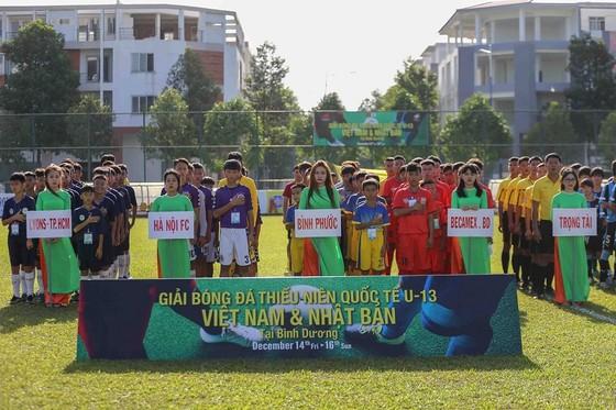 Các đội Nhật Bản khởi đầu thành công tại Giải U13 quốc tế Việt Nam – Nhật Bản ảnh 4