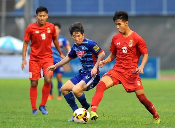 Việt Nam giành chiến thắng thứ 2 tại giải U21 quốc tế 2018 ảnh 1