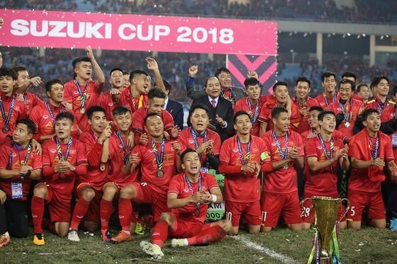 Việt Nam lần thứ 2 lên ngôi số 1 Đông Nam Á. Ảnh: MINH HOÀNG