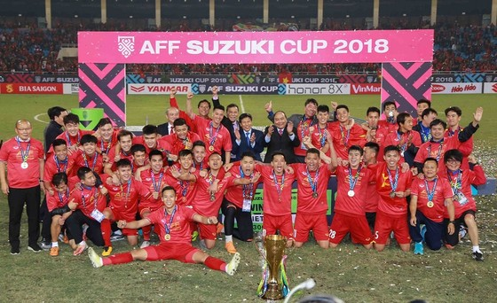 Hành trình đăng quang của đội tuyển Việt Nam ảnh 9
