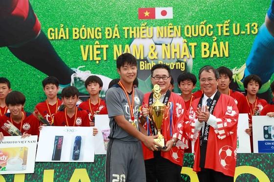 Tokyu S Reyes FC vô địch giải U13 quốc tế Việt Nam - Nhật Bản ảnh 3