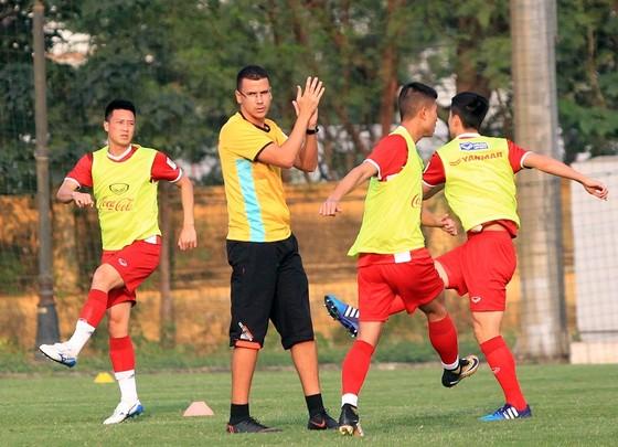 Đội tuyển Việt Nam vào guồng cho VCK Asian Cup 2019 ảnh 1