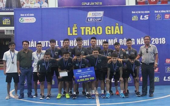 Tân Hiệp Hưng vô địch giải futsal TPHCM - Cúp LS 2018 ảnh 2