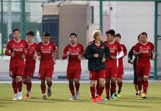Văn Toàn nhiều hy vọng ra sân ở VCK Asian Cup. Ảnh: ĐOÀN NHẬT