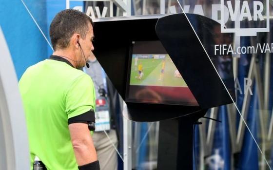 Công nghệ VAR có thể sẽ xuất hiện từ V-League 2019