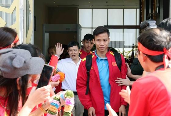 Đội tuyển Việt Nam đến UAE ảnh 2