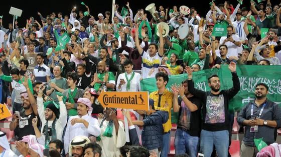Saudi Arabia đạt cột mốc đáng nhớ ở UAE ảnh 1