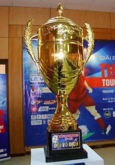Giải bóng đá Thiên Long 2019: Cuộc tổng duyệt của nhiều đội V-League ảnh 1