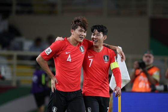 Thủ lĩnh Son Heung-Min tỏa sáng trong chiến thắng của Hàn Quốc. Ảnh: AFC
