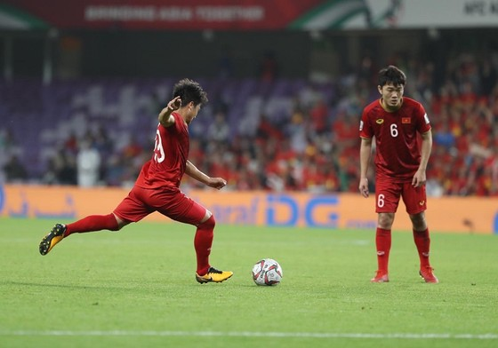 Việt Nam - Yemen 2-0: Vòng 1/8 rộng mở ảnh 4