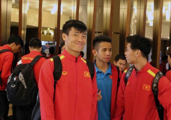 Đội Việt Nam có mặt tại Dubai ảnh 2