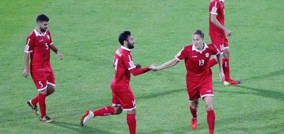 Lebanon 4 lần tận hưởng niềm vui ghi bàn, nhưng dừng bước bởi tiêu chí fair-play