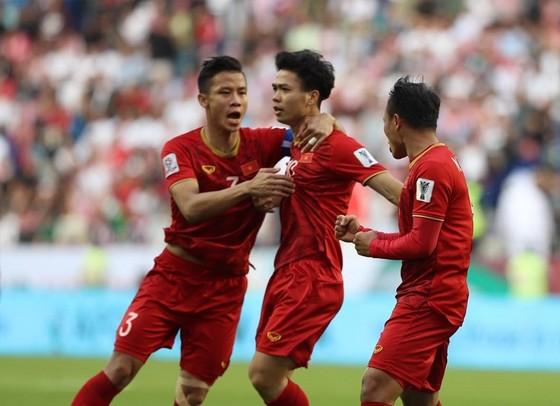 Đánh bại Jordan trên loạt sút luân lưu, Việt Nam giành vé đầu tiên vào Tứ kết ảnh 5