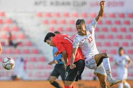 Bahrain đã gây nhiều vất vả cho Hàn Quốc. Ảnh: AFC