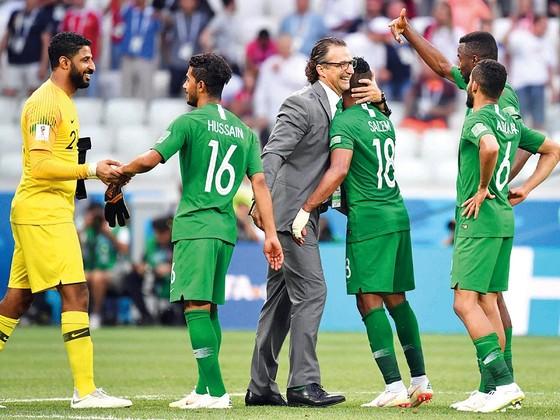 HLV Juan Antonio Pizzi chia tay đội tuyển Ả Rập Saudi