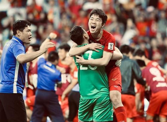 Thành công của đội tuyển Việt Nam sẽ hâm nóng V-League 2019? Ảnh: ANH KHOA