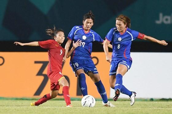 Vòng loại Olympic 2020: Nữ Việt Nam vào bảng cân sức ảnh 1