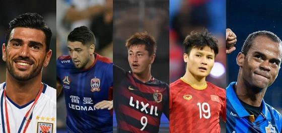 Những gương mặt được chờ đợi ở AFC Champions League 2019