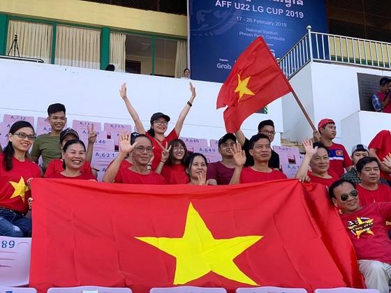 U22 Việt Nam - U22 Philippines 2-1: Hai cầu thủ vào sân từ ghế dự bị đều lập công ảnh 2