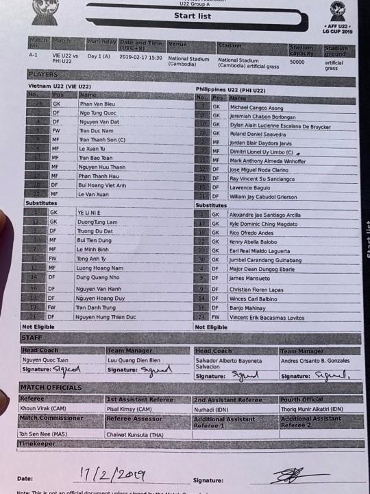U22 Việt Nam - U22 Philippines 2-1: Hai cầu thủ vào sân từ ghế dự bị đều lập công ảnh 5