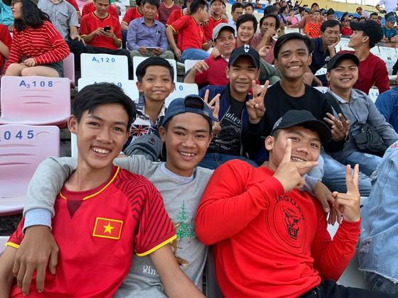 U22 Việt Nam - U22 Philippines 2-1: Hai cầu thủ vào sân từ ghế dự bị đều lập công ảnh 4