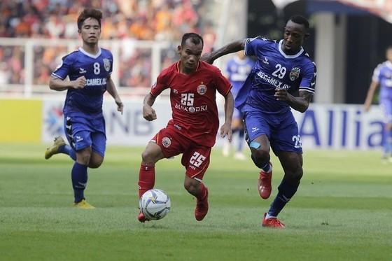 AFC Cup 2019: Becamex Bình Dương hòa trên thế thắng tại Indonesia ảnh 1