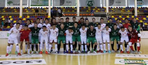 Đội tuyển futsal Việt Nam thua CLB UMA Antequera 4-5 ảnh 1