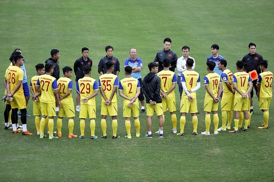 U23 Việt Nam hội quân với 15 cầu thủ ảnh 1