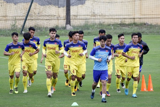 U23 Việt Nam hội quân với 15 cầu thủ ảnh 2