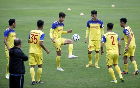 U23 Việt Nam hội quân với 15 cầu thủ ảnh 6