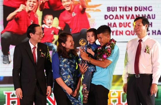 Thầy trò đội tuyển Việt Nam được vinh danh tại giải Fair-Play 2018 ảnh 1