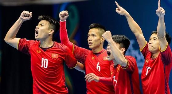 Futsal Việt Nam chinh phục mục tiêu World Cup 2020 ảnh 1