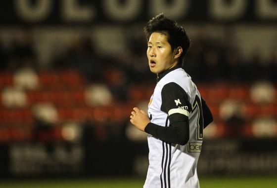 Tải năng trẻ Lee Kang-in
