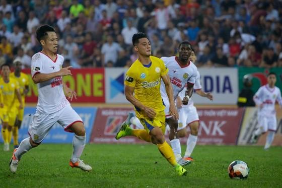Đánh bại Nam Định, Khánh Hòa giành 3 điểm đầu tiên ở V-League 2019 ảnh 1