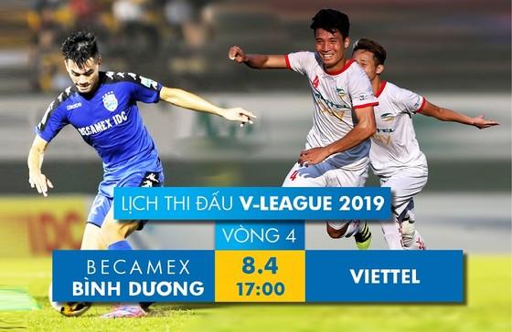 Vòng 4 V-League 2019: Giằng co! ảnh 1