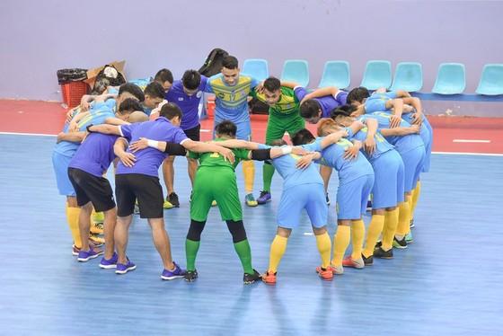 Giai đoạn 2 giải Futsal VĐQG 2019: Lợi thế sân nhà sẽ giúp Sanna Khánh Hòa chơi tốt ảnh 1